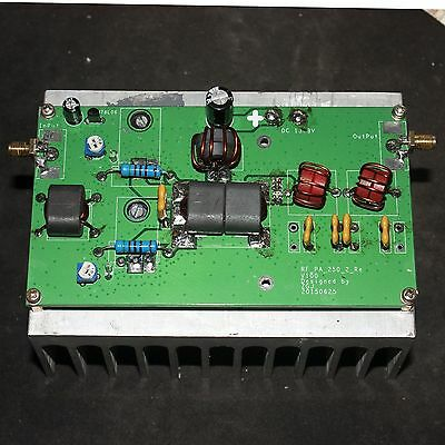Details about High Frequency 100W linear power amplifier DIY KITS for  transceiver HF radio