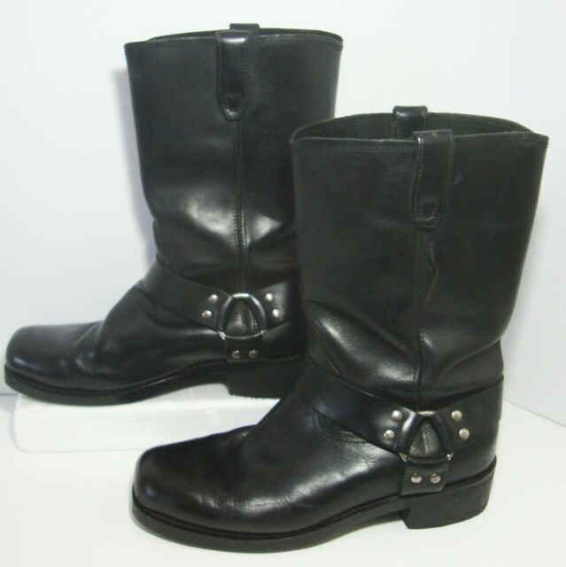 Dingo Dean Harness Black Leather