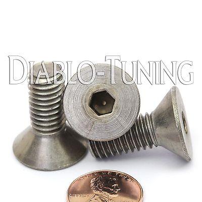 Stainless Steel Socket Head Cap Screws SAE 18-8 A2-70 Qty 10 #6-32 x 5//8