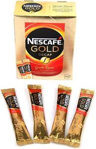 60 Bustine Caffe Solubile Nescafe Decaffeinato Gran Aroma Soluble Coffee Ebay