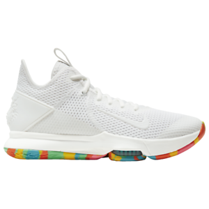 brandy Oh querido cualquier cosa  Nike Lebron Witness 4 IV White Fruity Pebbles Mens Basketball Shoes 2020 All  NEW | eBay