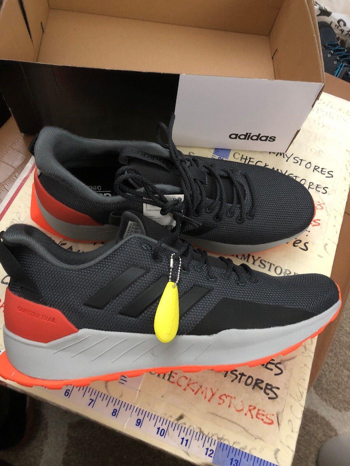 Men Adidas Questar Trail Running Shoe