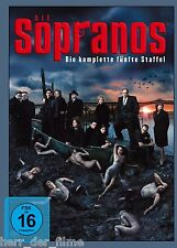DIE SOPRANOS, Staffel 5 (4 DVDs) NEU+OVP
