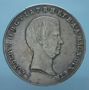 FIRENZE-FRANCESCONE-1856-LEOPOLDO-II-bel-BB