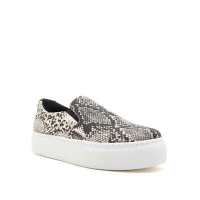 Pattern Platform Sneaker Size 10