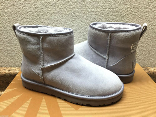 7Eu Klassiek Kristallen Vk Mini Boog Us Boot Lilac 5 38 5 Ugg KJT1clF