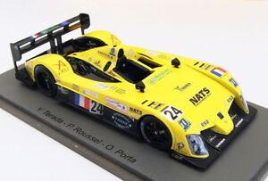 SPARK-auto-modello-IN-SCALA-1-43-S0348-WR-PEUGEOT-24-LE-MANS-2004