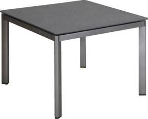 Mwh Tisch 95 X 95 Cm Aluminium Gartentisch Balkontisch Beistelltisch