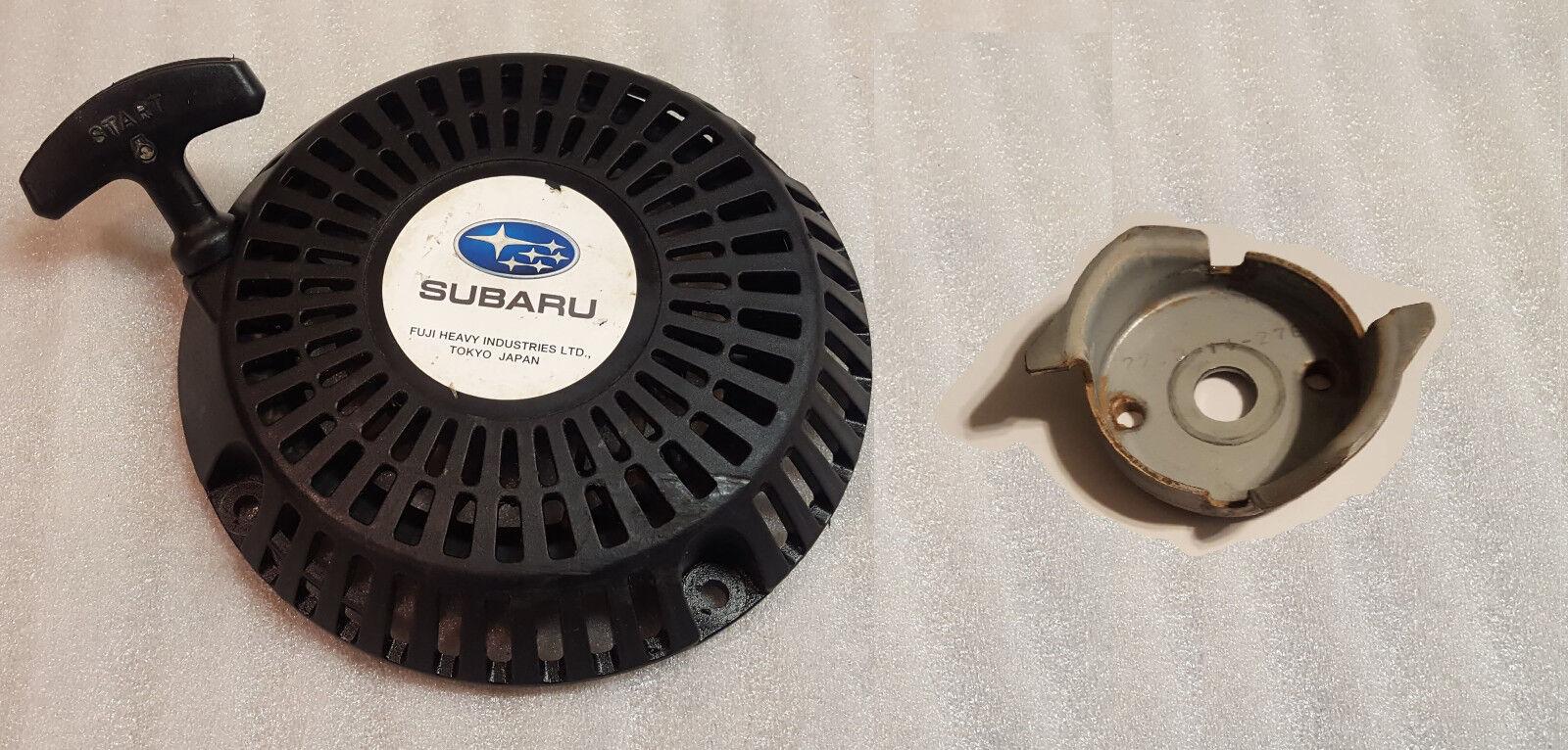 Genuine OEM retroceso ARRANQUE & Taza Para Subaru 268-50201-40 268-50201-30 EX13