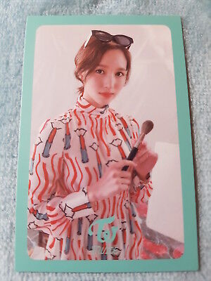 25 TWICE 5th Mini Album What Is Love Mina Type-5 PhotoCard Official K-POP
