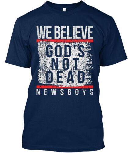 Jjtc Newsboys We Believe Gods Not Dead Kleidung