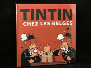 Hergé-Tintin- Tintin chez les Belges - Edition Moulinsart - Neuf & Emballé