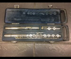 Yamaha-211S-Flute-Made-in-Japan