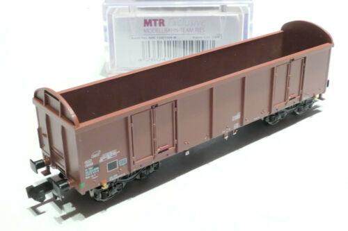 MTR N SBB Holztransportwagen Bauart Ealos-t braun ME100104-B NEU OVP