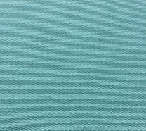 """SUNBRELLA 5428 CANVAS GLACIER BLUE OUTDOOR INDOOR FURNITURE FABRIC BY YARD 54/""""W"""