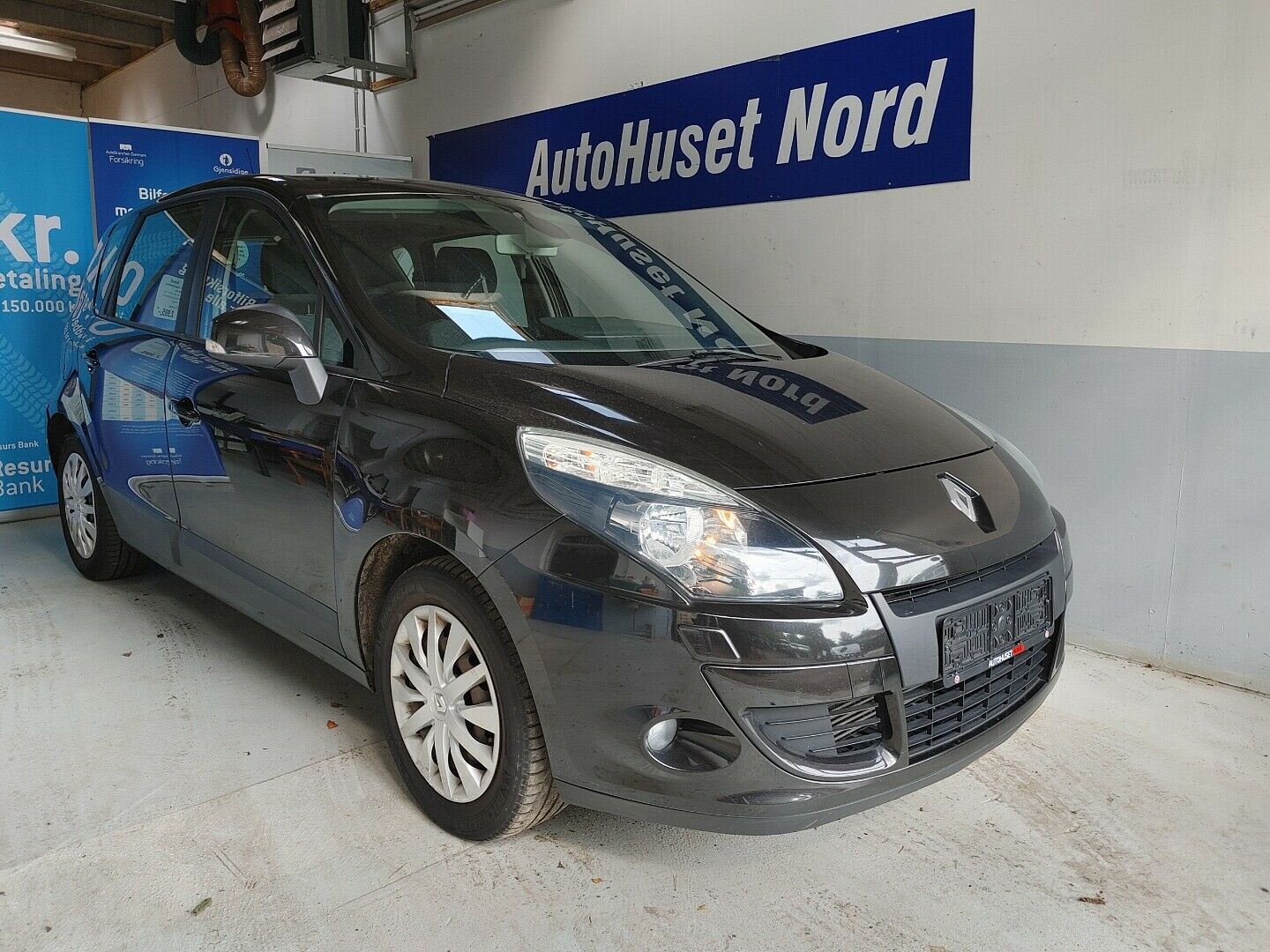 Renault Scenic III 1,4 TCe 130 Expression 5d