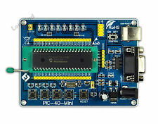 Logifind PIC Development Board PIC-40-MINI + PIC16F887 Learning board tool