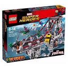 Lego Super Heroes - Scarlet Spider From 76057 Web Warriors Ultimate Bridge