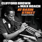 at Basin Street Complete Edition 2 Bonus Tracks - Brown Clifford & Roach Max C