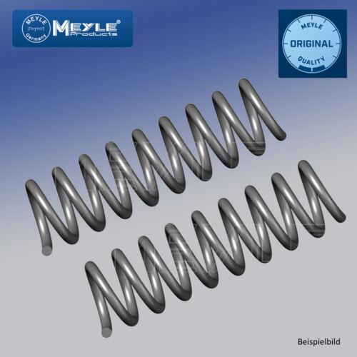 2x MEYLE 6147390014 Fahrwerksfeder hinten für OPEL
