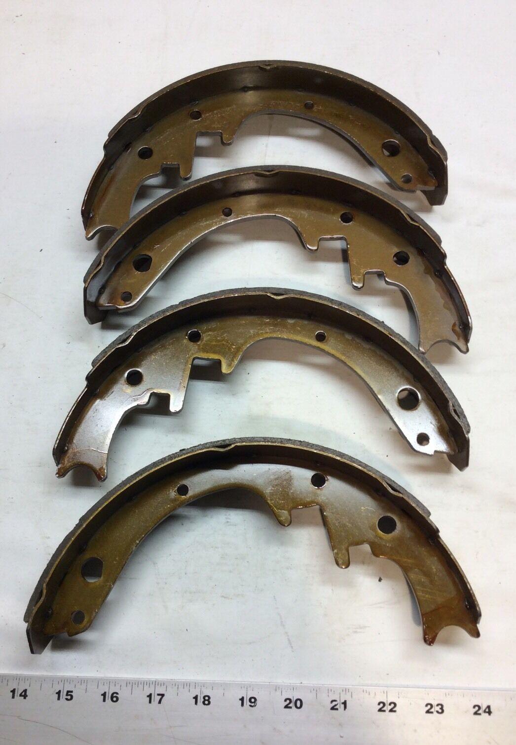 Forklift parts accessories heavy equipment parts accs 840182 clark 4 shoe set sku 11162308c fandeluxe Choice Image