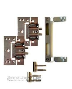 Sicherheitsset-Sicherheitsschliessblech-Verstaerkte-Bandtaschen-Rahmenteil-Set