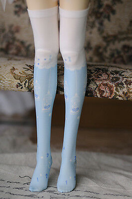 Black Stockings Socks for 1//3 24in BJD SD AOD AS dollfie G/&D