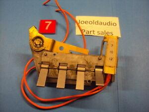 Garrard-LAB-80-Original-Tab-Assembly-amp-Lamp-Parting-Out-Garrard-LAB-80-TT