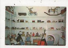 Harold Warp Pioneer Village Toys of Grandmothers Day Minden Nevada Postcard 850a
