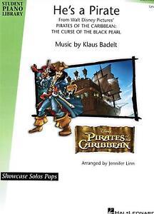 Klavier Noten Hes A Pirate Filmmusik Lemittelst Fluch Der