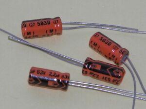 4pk-2-2uf-63V-Radial-Lead-Electrolytic-Sprague