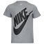 Nike-Garcons-Filles-Junior-Kids-Infant-ras-du-cou-en-coton-Casual-Sports-T-Shirt-Top-2-7-Ans miniature 3