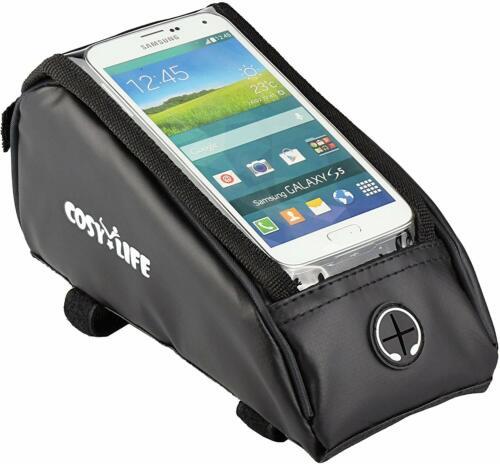 Sacoche Pour Cadre De Vélo Avec Compartiment Pour Smartphone Cosy Life Sacoche