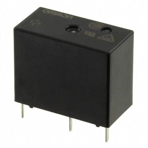 4 pcs G5Q-1-EU 24VDC  OMRON  Relais  Relay  SPDT  24VDC  10A  1440R  NEW  #BP