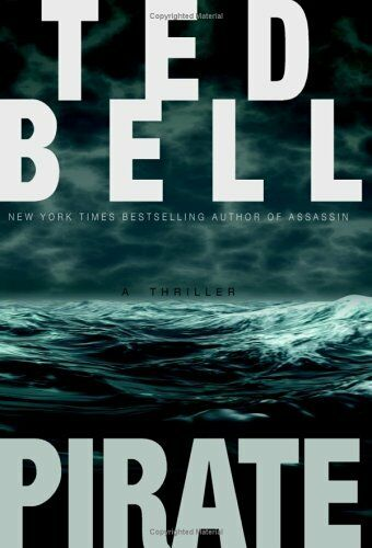 Pirate (Alexander Hawke, Book 3) by Ted Bell