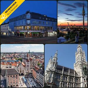 3-Tage-2P-4-Hotel-Dachau-Muenchen-Erding-Bayern-Kurzurlaub-Hotelgutschein-City