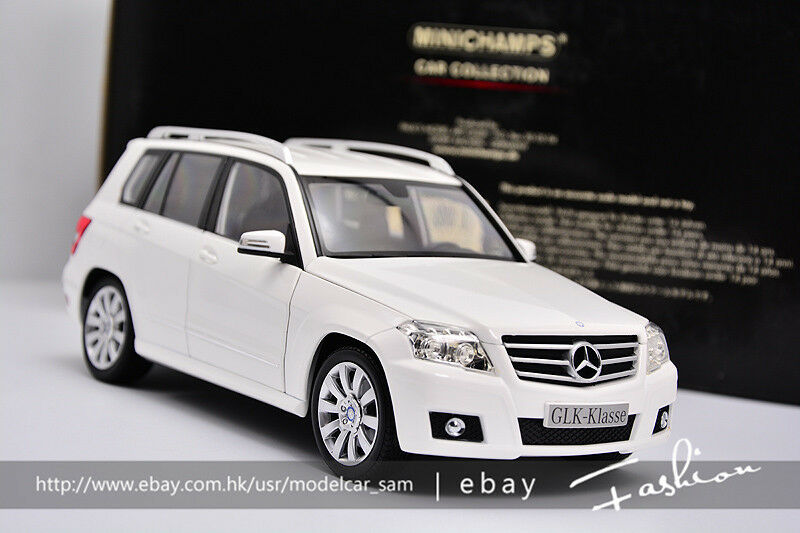 Minichamps 1 18 Benz GLK Klasse biancao