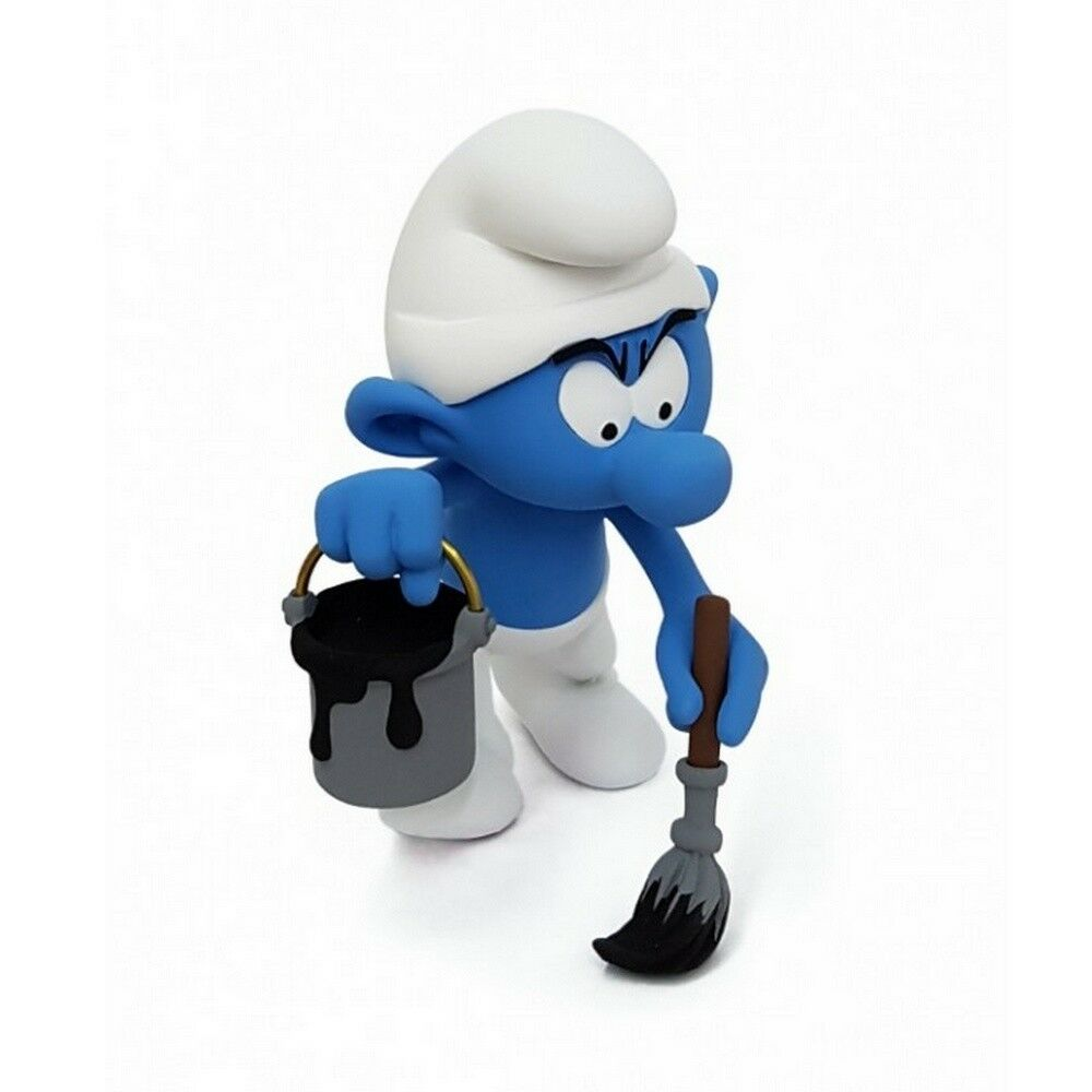 Collectible Figure Fariboles The Smurfs  The Smurf from The North (2012)