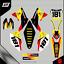 Grafiche-personalizzate-SUZUKI-DRZ-250-Motard-enduro-RiMotoShop-Ultra-grip miniatura 3