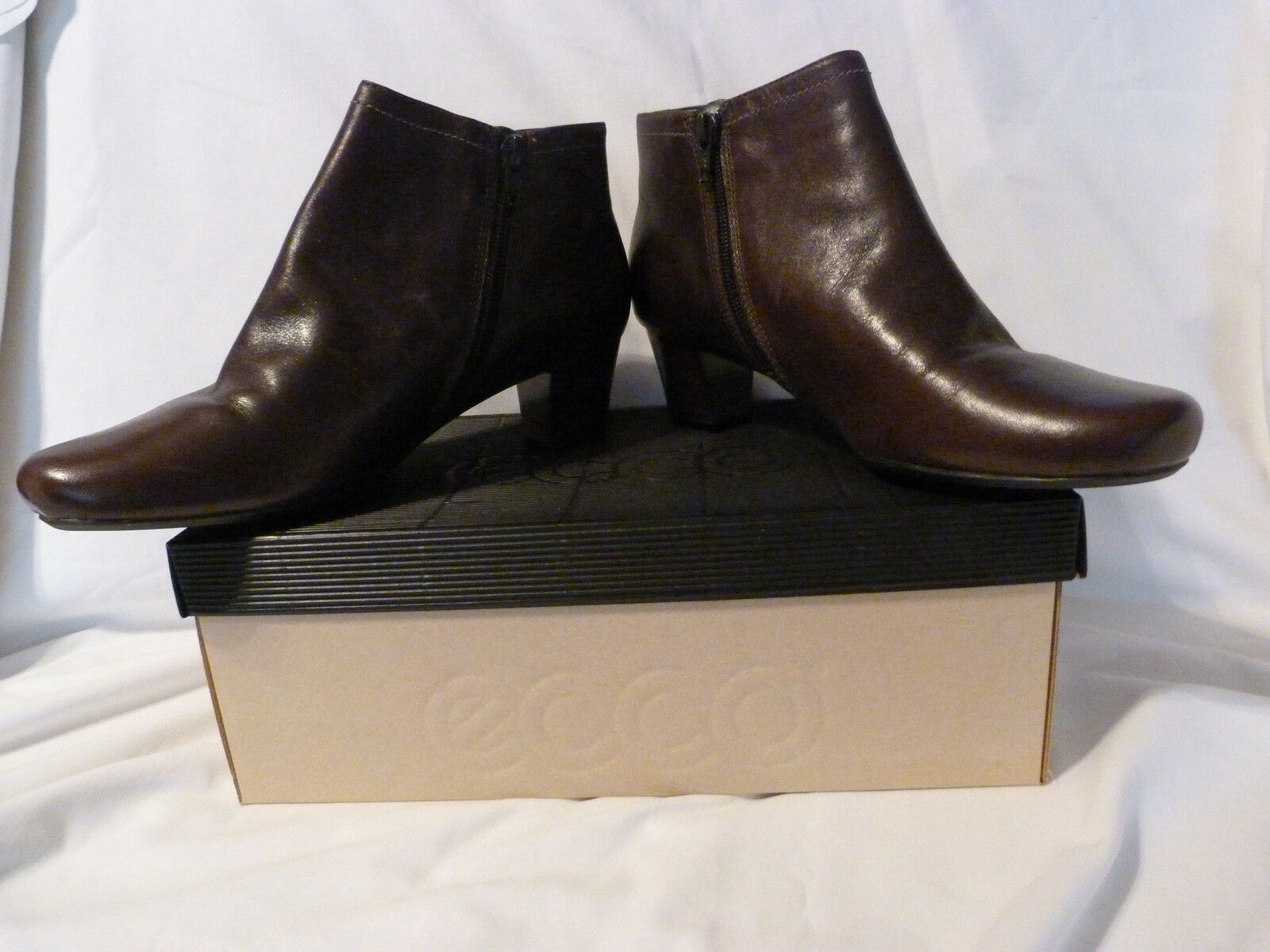 NATURALIZER Damenschuhe BOOTS - OLWEN-OXFORD - SIZE 7N