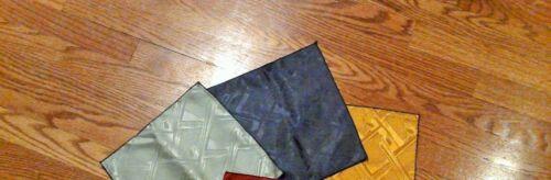 Wholesale Clearance Lot 3 Men/'s Solid Color Pattern Suit Jacket Pocket Square