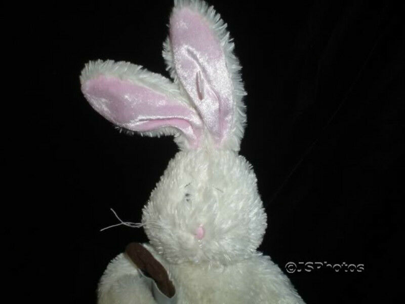 Ganz The Chocolate Easter Bunny Rabbit Plush HE5154 10 Inch 2001