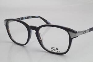 5ac71c2918 Image is loading Oakley-Mislead-Eyeglasses-Blue-Mosaic-OX1107-0348 -Authentic-