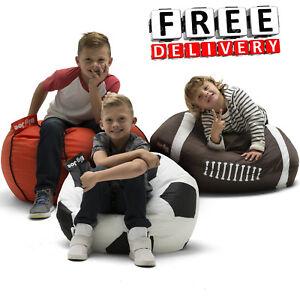 Tremendous Details About Bean Bag Kid Chair Child Comfort Gaming Tv Seat Big Joe Durable Dual Zip New Andrewgaddart Wooden Chair Designs For Living Room Andrewgaddartcom