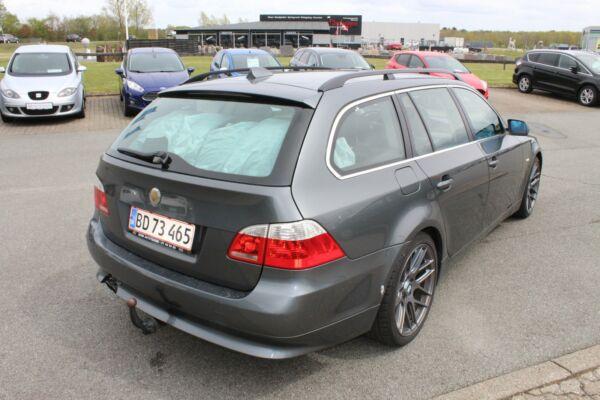 BMW 530d 3,0 Touring Steptr. - billede 4
