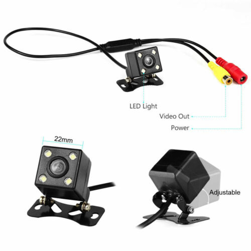 Reverse Camera Rear View Backup Reversing LED Night Vision HD 3089 chip SYD