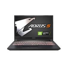 "Gigabyte 15.6"" 144Hz FHD i7-10750H GTX 1660 Ti Laptop  AORUS 5 SB-7US1130SH"