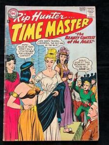 Rip-Hunter-Time-Master-21-DC-Comics-G-VG