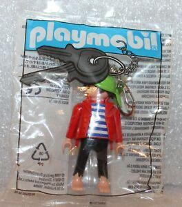 PLAYMOBIL® Maskottchen Rico Plüsch Stoff Pirat Funpark PROMO NEU OVP Werbefigur