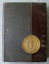 1965 UNIVERSITY OF MASSACHUSETTS AMHERST Yearbook COLLEGE Minutemen MASS MA